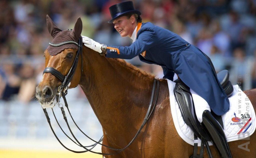Adelinde Cornelissen ritirata olimpiadi 2016